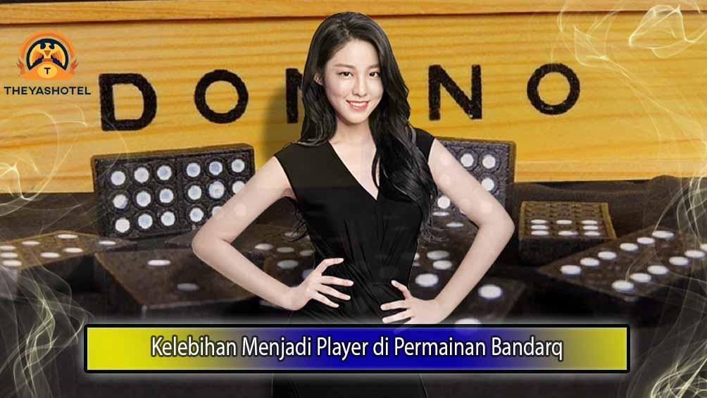 Kelebihan Menjadi Player di Permainan Bandarq